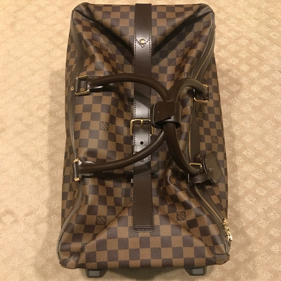 422cd3bfc784 Louis Vuitton Other - neo eole damier rolling luggage LV Eole